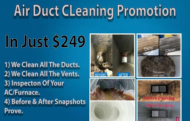 Duct And Vents Cleaning