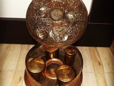 Handmade decorative object