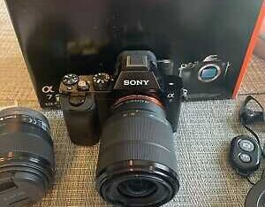 Sony Alpha A7 24.3MP Digital Camera