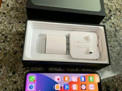 iPhone 11pro max 256