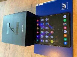 Samsung Galaxy fold 2 5G schwarz