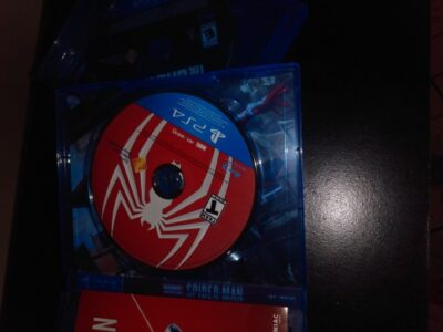 marvel Spider-Man game of the year edition ps4