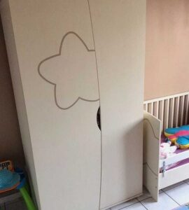 BABY HOME. BABY BEDROOM AND WARDROBE UP FOR SALE AND NEGOTIABLE