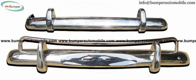 Volvo Amazon USA style bumper (1956-1970)