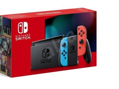 Nintendo Switch – Neon Red&Blue Joy-Con