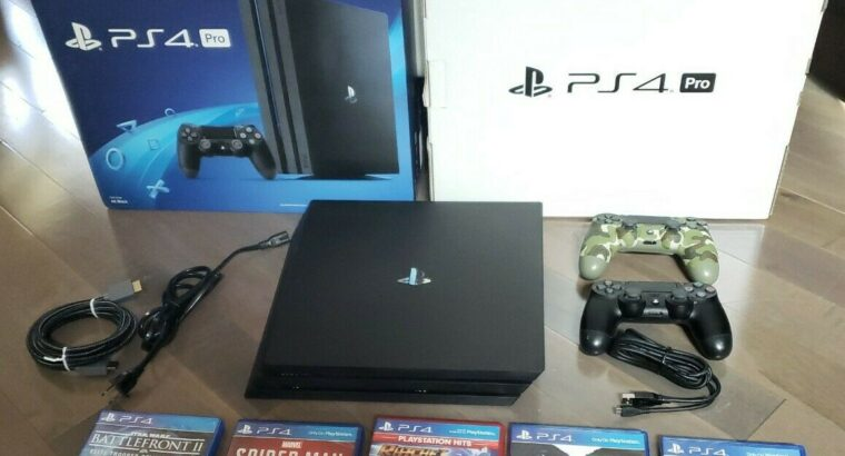 PlayStation 4 Pro PS4 Pro 1TB Console