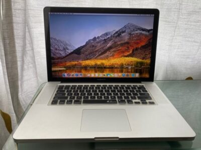 MacBook Pro 15 inch, Early 2011 Laptop for Sale