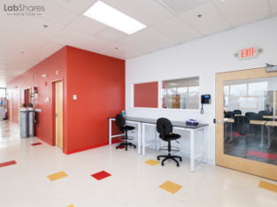 1 of the Top Lab Space Providers – LabShares