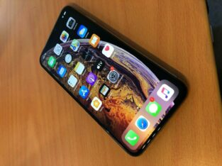 iPhone XS Max unlocked
