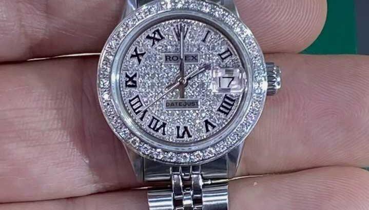 Rolex Explorer II 216570 Stainless Steel White Dial Date 42mm Men's Watch *MINT*