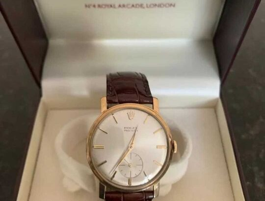 Vintage Rolex Mens Watch