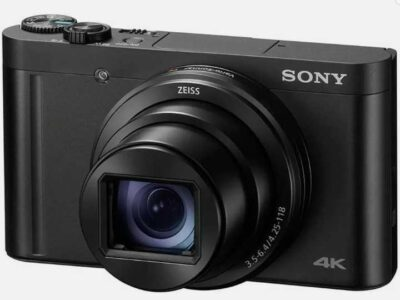 Sony, Compact Digital Camera Cyber-shot BLk DSC-WX800 [New] F/S from Chicago