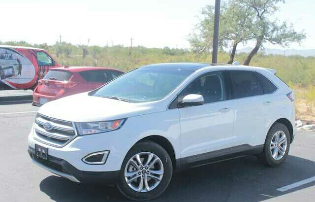 Ford Edge car neatly used