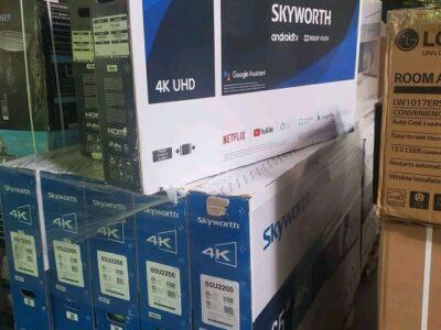 Smart TV 50 Skyworth uhd 4k