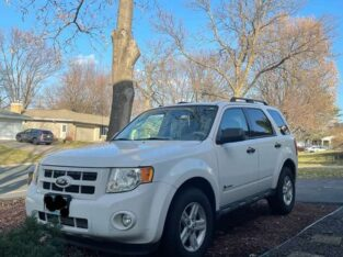 2009 ford Escape. Hybrid Sport Utility 4D