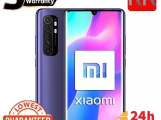SuperPromoSale}Xiaomi Note10 Lite 8GB RAM/256GB ROM*imprt new set*