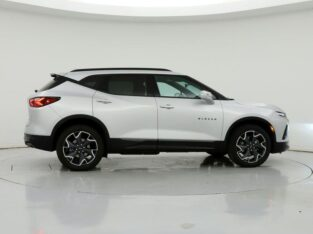 white Chevrolet (10kmiles)