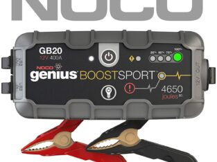 New 2020 NOCO Genius Boost Sport GB20 400 Amp 12V