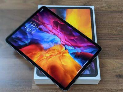 Apple iPad Pro (2020) 11″ 128GB Wi-Fi + CELLULAR