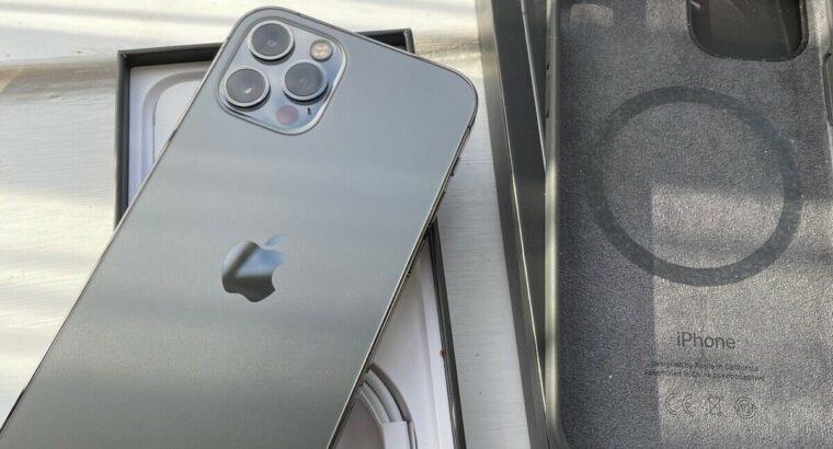 Apple iPhone 12 Pro Max – 256GB – Gold