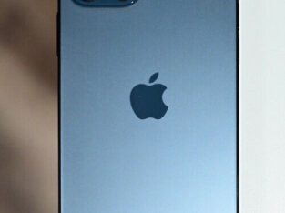 Apple iPhone 12 Pro Max – 128GB – Pacific Blue