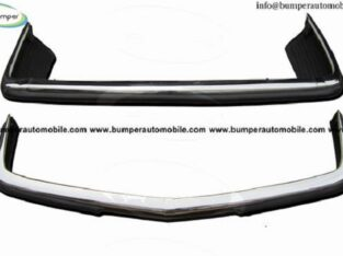 Mercedes Benz EU SL107 bumpers