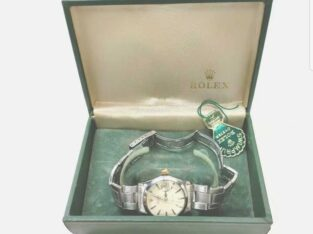 Rolex Watch  6466 Oyster date operates normally 1509196
