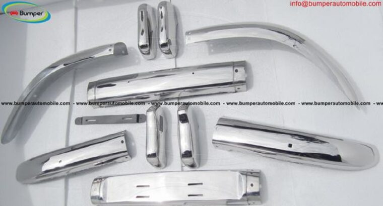 Front and Raer volvo PV 544 Euro bumpers