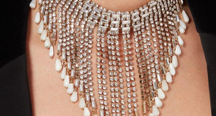 Rosantica Gold Luci Necklace