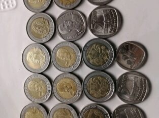 Mandela limited edition coins for sale