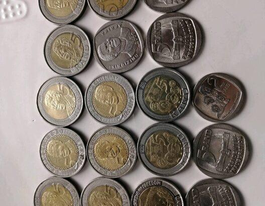 Mandela limited edition coins for sale