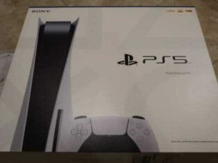 PlayStation 5 disc vsrsion