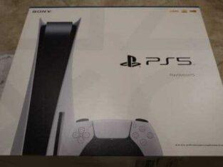 PlayStation 5 disc vsrsion