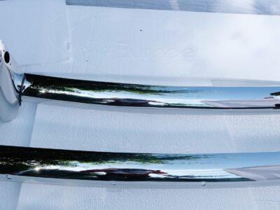Triumph TR4A,TR4A IRS, TR5, TR250 bumpers