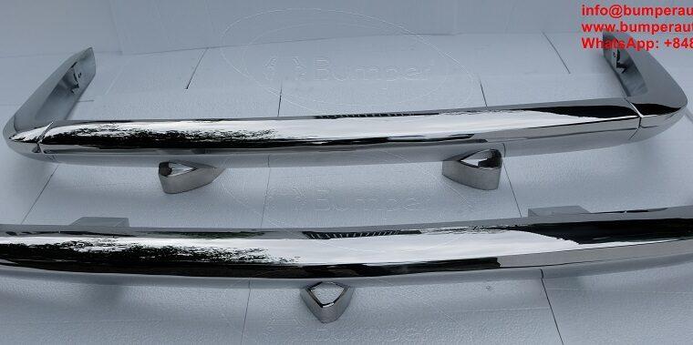 Triumph TR6 bumpers