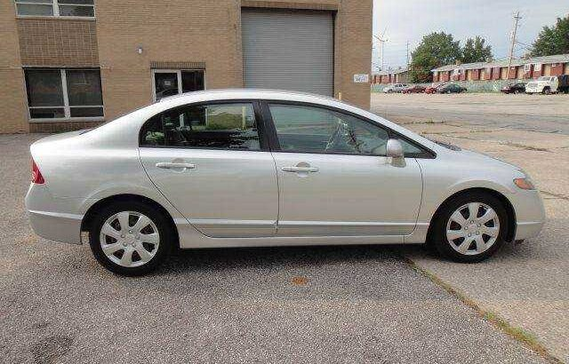 2006 Honda civic Lx Sedan for Sale