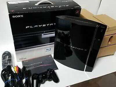 SONY PlayStation3 PS3 FAT 60GB