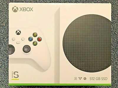 Xbox Series S Next Generation Console 512GB
