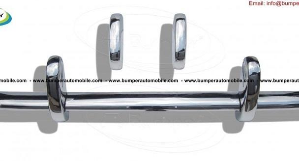 Triumph TR3A (1957-1962) bumpers