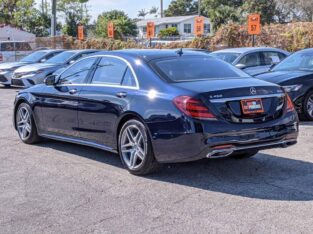 MERCEDEZ BENZ S CLASS 2020 MODEL
