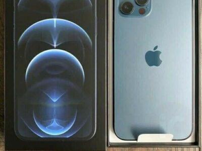New Apple iPhone 12 Pro Max – 512GB