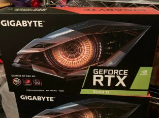 GIGABYTE GeForce RTX 3060 Ti GAMING