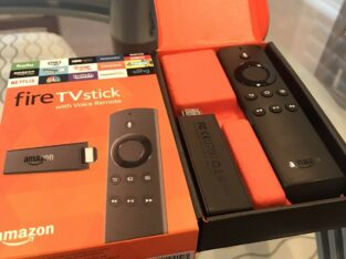 Amazon TV Fire Stick 4K With Alexa Voice