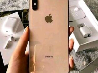 An iPhone xs max