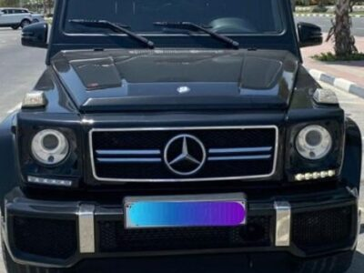 Mercedes benz G63 2015