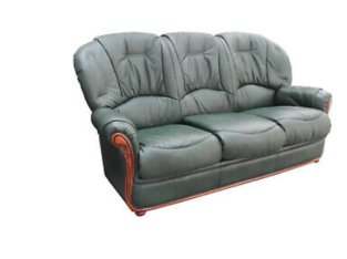 Sofa Classic Genuine leather 3 seater