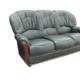 Sofa Classic Genuine leather 3 seater