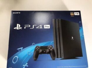 PlayStation 4 Pro and Cyberpunk 2077 System Bundle