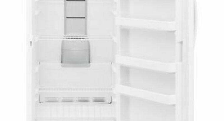 GE – 21.3 Cu. Ft. Frost-Free Upright Freezer – Whi