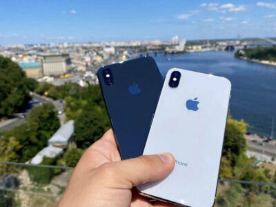 iPhone X black/white 64/256GB Brand New